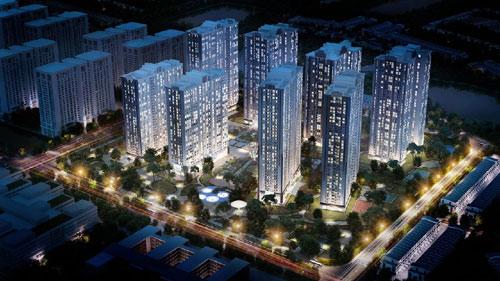 Đây là các dự án cao cấp Vinhomes. Các dự án VinCity sẽ được quy hoạch theo mô hình khu đô thị khép kín như các dự án Vinhomes.
